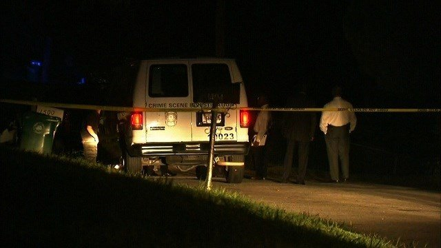 DeKalb County, Georgia Police responded to a 911 call about a suspicious person Monday night, August 31, 2015. The caller didn't give an exact address for the home, simply a gray-and-brick home. As officers investigated they found a similar home near the