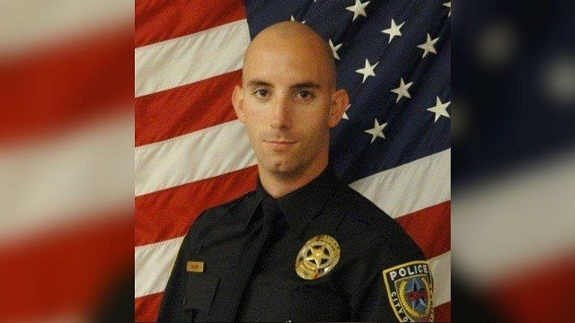 The death of an off-duty officer in Texas is being treated as a homicide, police said Tuesday, Sept. 1, 2015.