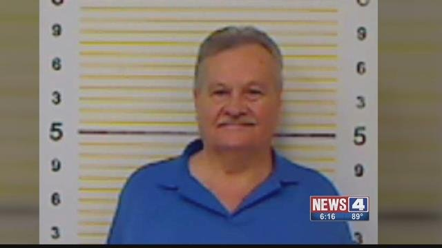 David Brewer is accused of ripping off the elderly in Randolph County, Illinois