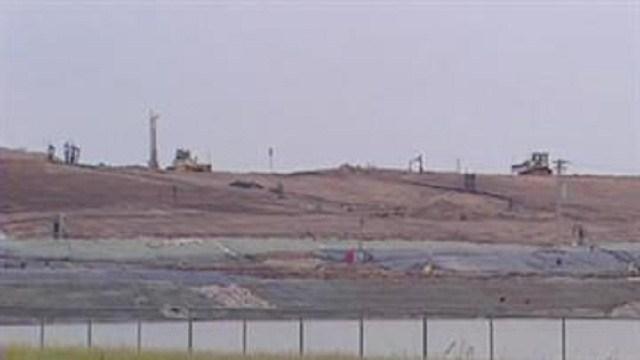 Bridgeton Landfill (Credit: KMOV)