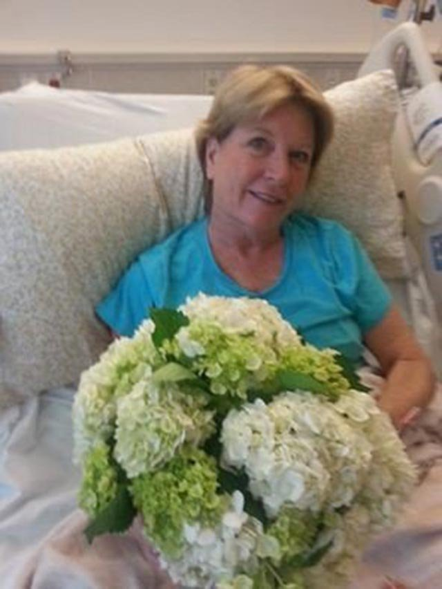 Vicki Gardner is the sole survivor of WDBJ shooting which happened live during a morning show broadcast on August 26, 2015. (Credit: Gardner family)