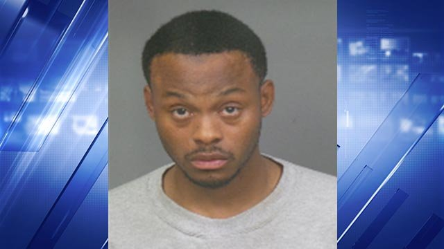 According to police, Lamarc Robert Garrett, 29, of St. Louis was taken into custody for his alleged involvement in the death of Oscar C. Casiano, 26, of the 2800 block of California.