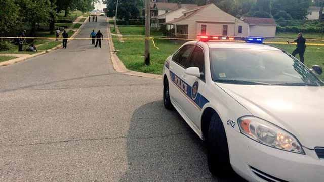 A teen, 14, was shot in the 3700 block of Manola in Pine Lawn Monday afternoon, police said