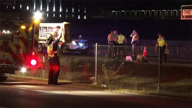 Crash reports stated a 51-year-old Boliver, Missouri man was driving eastbound on Interstate 44, west of Bowles Avenue around 1 a.m. Tuesday whilea19-year-old man waswalking eastbound on the interstate.
