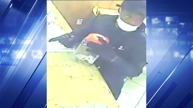 The St. Louis County Police Department is asking for the public's assistance in identifying a suspect from an armed robbery.