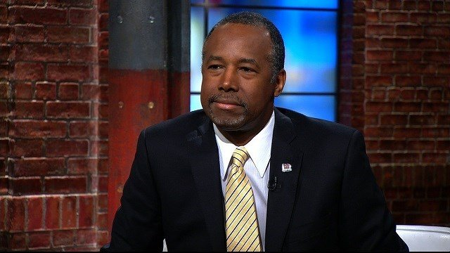 """Potential presidential candidate Ben Carson. The neurosurgeon insisted Thursday on CNN's """"New Day"""" that the topic is """"a personal issue"""" that should be left to private forums -- not discussed in a public forum like the media."""
