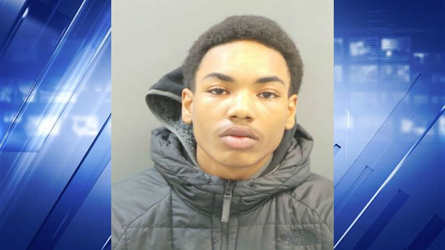Police are searching for 18-year-old Jamel Yates for the murder of 22-year-old Devion Falls.