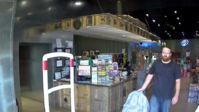 Jefferson County Crime Stoppers are asking for your help identifying this individual. They said he reportedly committed retail theft at a liquor store in Mt. Vernon.