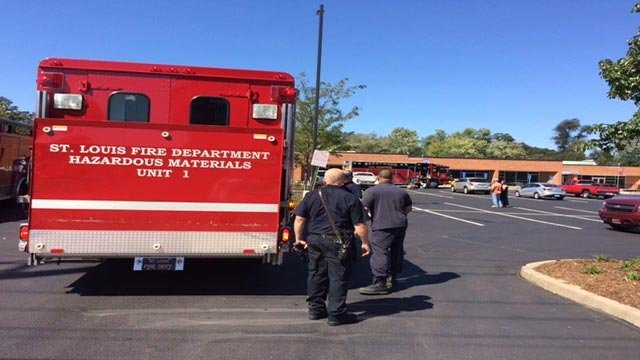 "A ""significant"" ammonia leak was reported at the Brentwood Recreation Center Tuesday morning"