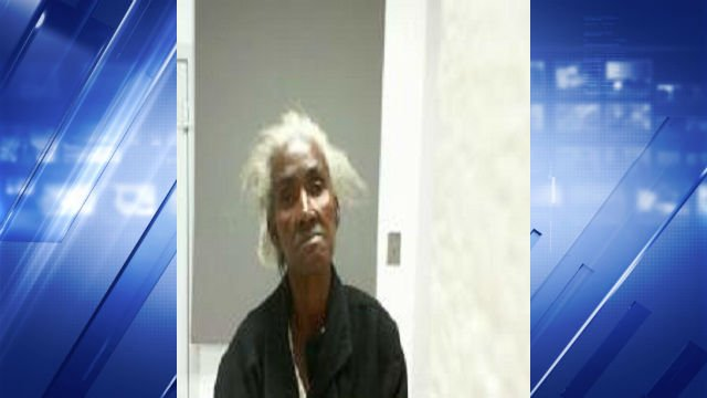 According to police, 59-year-old Larcene Robinson allegedly attacked an 18-year-old woman in the 500 block of South Benton Street.