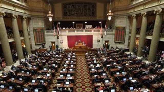 Missouri capitol (Credit: KMOV)