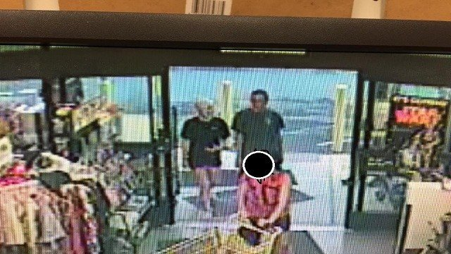 The Pike County Sheriff's Department is asking for the public's help in identifying several unidentified suspects in a robbery.