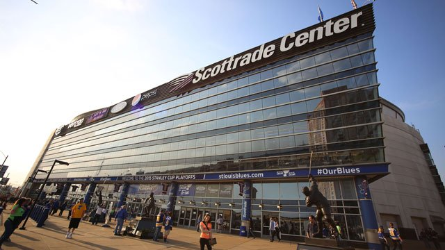 Scottrade Center (Credit: KMOV)