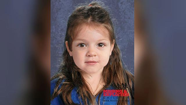 The Suffolk County Massachusetts District Attorney's Office has released a computer-generated composite image depicting the possible likeness of a young girl whose body was found on the shore of Deer Island (Credit: Suffolk Co. District Attorney)