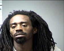 Michael Daniels is one of two men accused in a Walmart robbery in St. Charles County.
