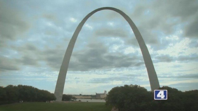 The St. Louis Arch (Credit: KMOV)