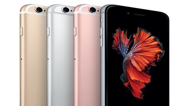 Apple on Wednesday, September 9, 2015, announced the iPhone 6S and iPhone 6S Plus. The new phone features a Multi-Touch interface, 3D Touch, and a new case with 7000 series aluminum. (Credit: Apple)