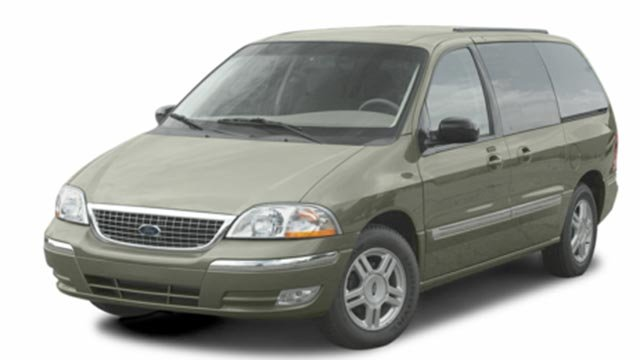 2003 Ford Windstar (Credit: Ford)