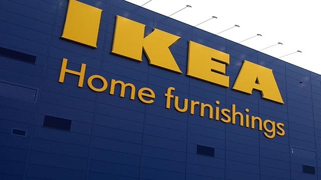 IKEA is a company which sells ready-to-assemble furniture, appliances and other household goods. The company was founded in Sweden in 1943. (IKEA)