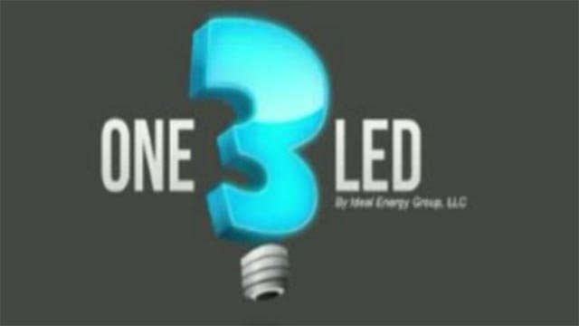 One3LED logo (Credit: One3LED)