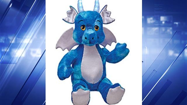 Starbrights Dragon (Credit: Build-a-Bear Workshop)