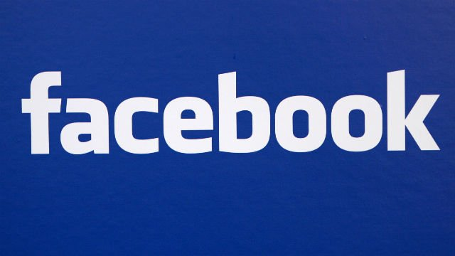 Facebook's logo (AP Photo/Craig Ruttle, File)