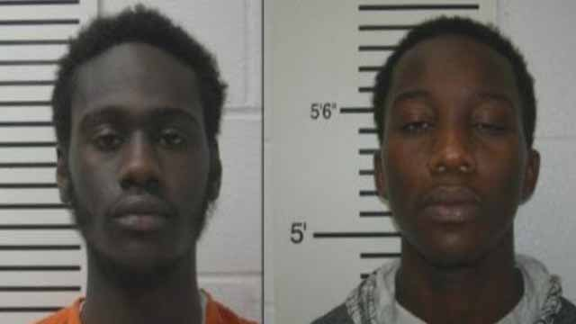 Saikou Ba and Abadalziz Asumani are accused of being part of a identity theft scheme