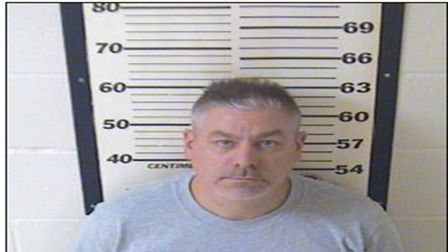 Daniel J. Moutria, 52, of Harrisburg, Illinois allegedly financial exploited a family member by taking money from the victims' checking and savings accounts, the Madison County Sheriff's Office said.