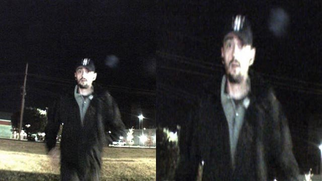 Anyone who recognizes the suspect is asked to contact the O'Fallon Police Department at 636-379-5664.