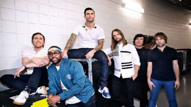 Maroon 5 just announced a Fall 2016 tour with special guests Tove Lo and R. City (Credit: Maroon 5/Live Nation)