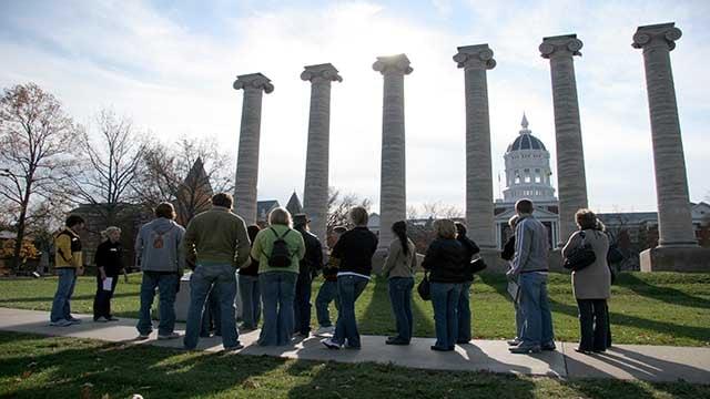 University of Missouri (AP Images).