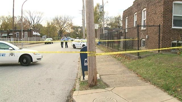 The woman's body was found in the 2000 block of Agnes around 7:30 a.m., police said.
