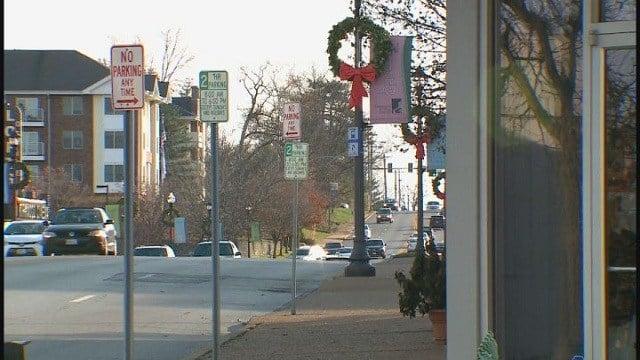 Downtown Kirkwood (Credit: KMOV)