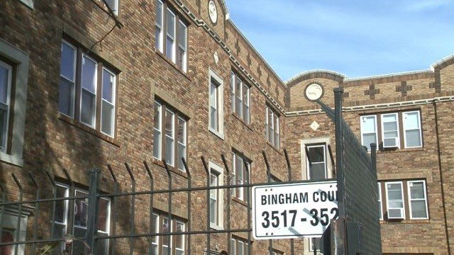 Some Dutchtown residents said a hot spot for criminal activity is at an apartment complex on Bingham Avenue.