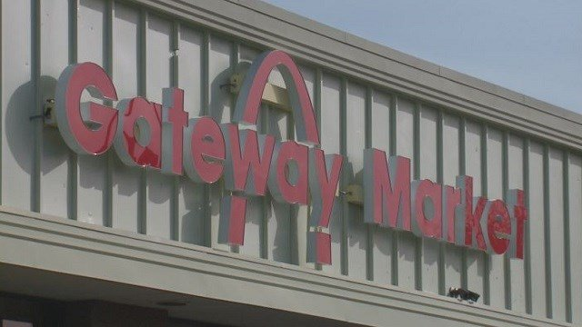 The Gateway Market celebrated its grand opening Tuesday morning in East St. Louis.