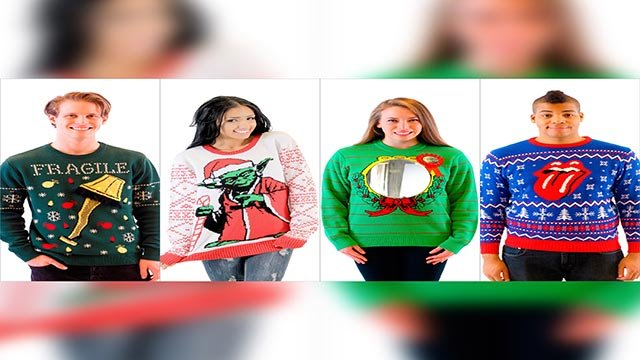 In just a few years, the ugly Christmas sweater trend has evolved from a byproduct of hipster culture to an annual tradition embraced by entire families. (Credit: UglyChristmasSweater.com)