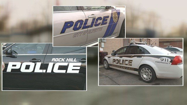 Rock Hill, Olivette and Breckenridge Hills police departments file a lawsuit against St. Louis County Executive, Steve Stenger.