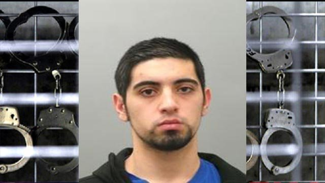 According to court documents, Basil Shehadeh, of the 4800 block of Christoble Drive, placed the boy's bottom in hot water because he had poop on it.