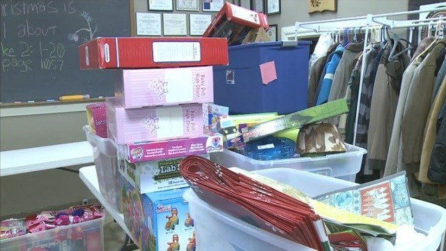 Students at a local school are evaluating toys for manufacturers (Credit: KMOV).