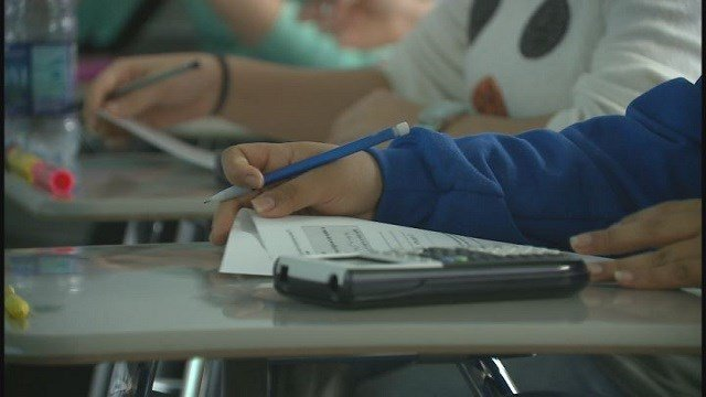 Valley Park High School ranked number one in Missouri for MAP scores.