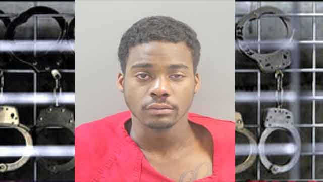Travon Fields is accused of fatally shooting his mother in North St. Louis Saturday