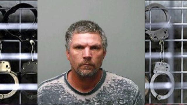 Dwayne Lund allegedly held his girlfriend hostage.