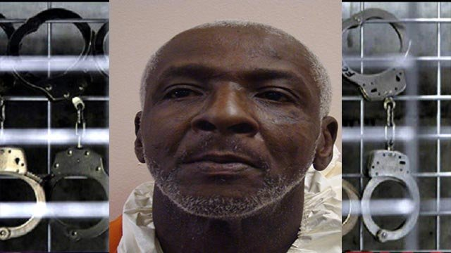 Thomas Brown, 54, is accused of killing Leanear McKissick, 36, in her East St. Louis home