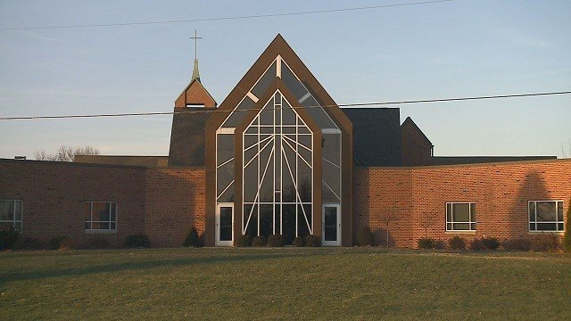 Zion Lutheran Church in Bethalto, Illinois