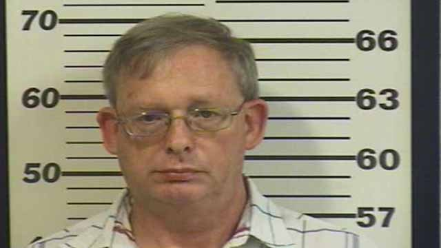 David Von Bergen, 58, is charged with several counts of unauthorized video recording and obstructing justice. He allegedly secretly placed cameras around a Bethalto church. Police said one camera was found in a changing room