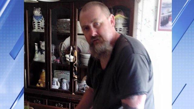 Chris Stasiak was reported missing Monday at 1 p.m. in Cahokia. (Credit: Heather Burch)