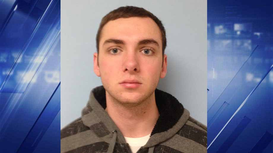 Malcolm Schwentker, 20, is charged with one count of armed robbery. He allegedly robbed a Moto Mart in Mascoutah