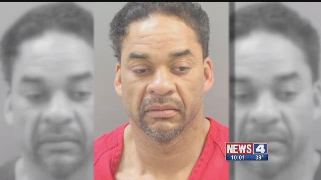 Christopher Williams is chargedwith 3 counts of assault on a law enforcement officer, 2nd degree burglary, theft/stealing, tampering with a motor vehicle, and two counts of resisting arrest. He allegedly stole tires from a car repair store in South City