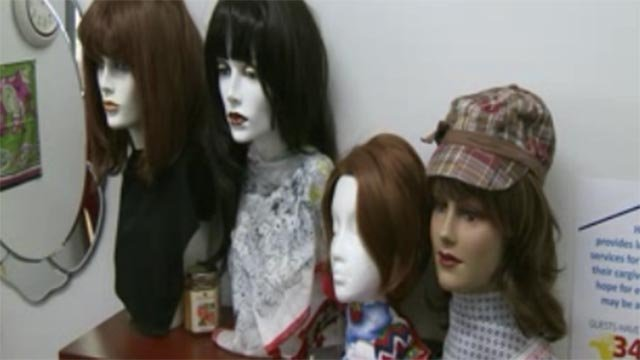 Wigs on display (KMOV)