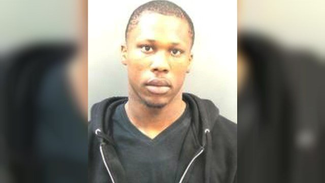 Ronald Houston, Jr. is charged with murder and robbery